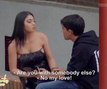 AMiga morena vadia dando para seu parceiro acabou no xvideos