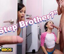 Novinha gostosa transando com seu primo escondido